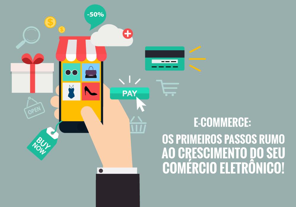 Ecommerce Naoexclusivo - Porto Lemes - E-commerce: Os primeiros passos rumo ao crescimento do seu comércio eletrônico!