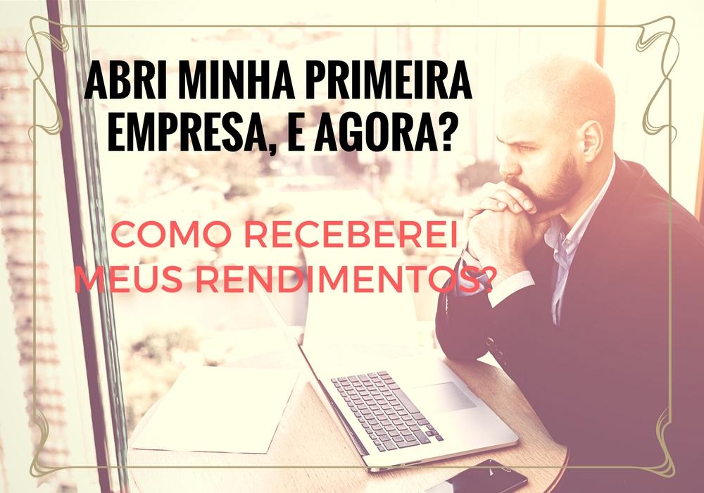 Nao Exclusivo (1) - Porto Lemes - Abri minha primeira empresa, e agora?