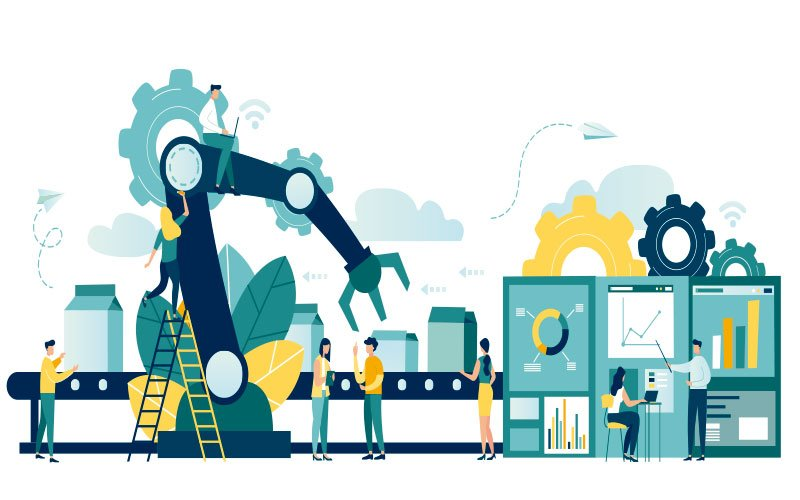 Industria - Indústria da transformação: entenda de uma vez por todas o que é!